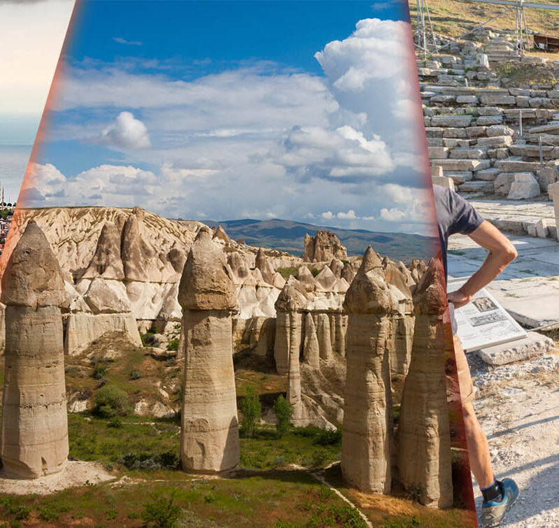 10 Days Explore Turkey and Greece Tour