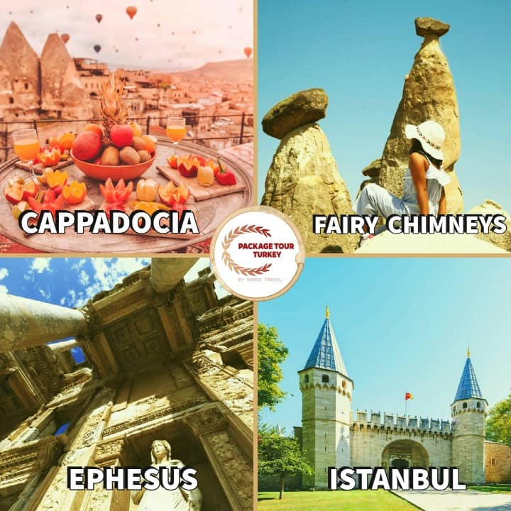 10 days marvels of turkey tour