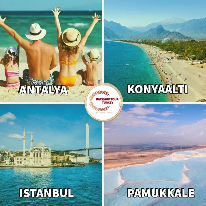 10 days turkey family tour