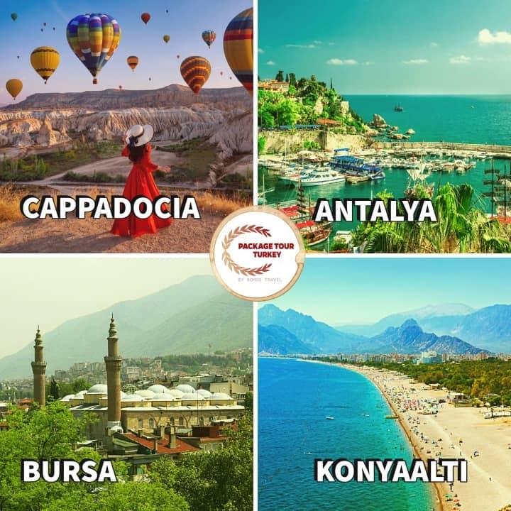 11 days discover turkey tour