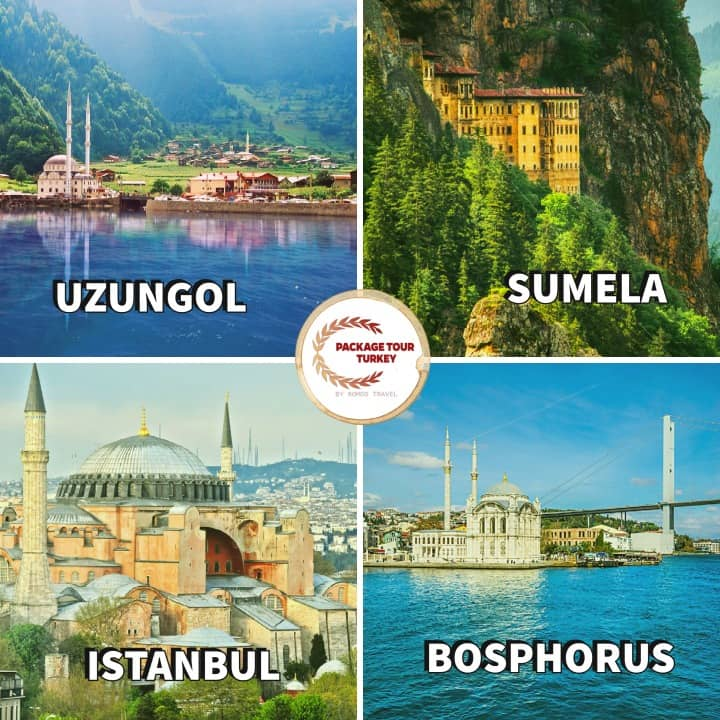 6 days istanbul and trabzon tour
