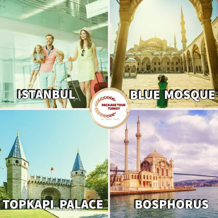 6 days istanbul family tour