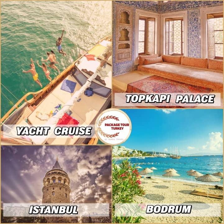 7 days luxury turkey tour