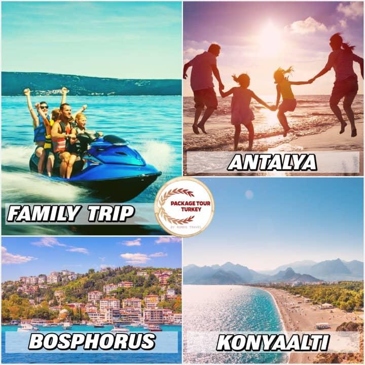 7 days turkey family tour