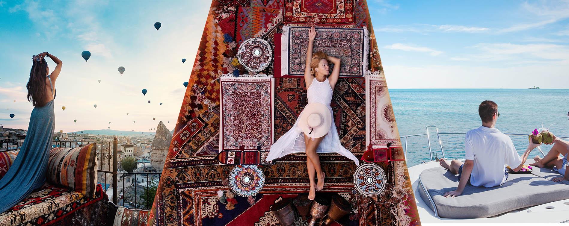 8 Days Ottoman's Life Luxury Turkey Tour