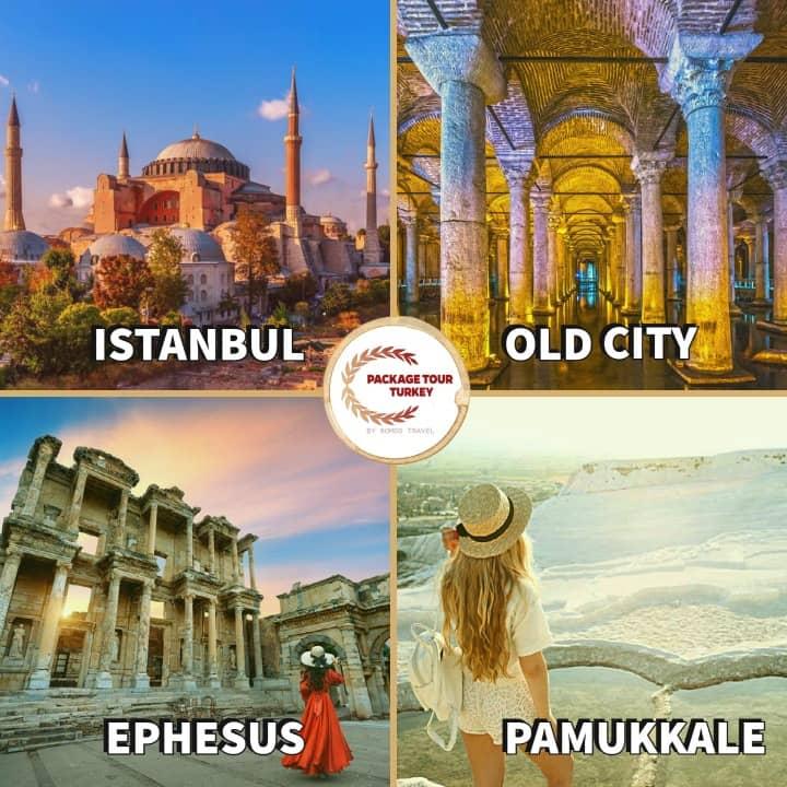 8 days kings life luxury turkey tour