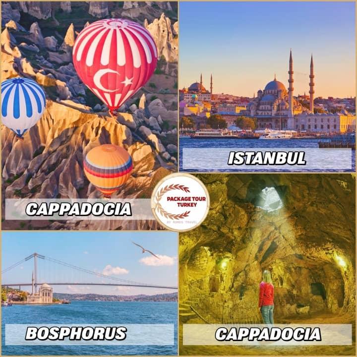8 days ottoman life luxury turkey tour