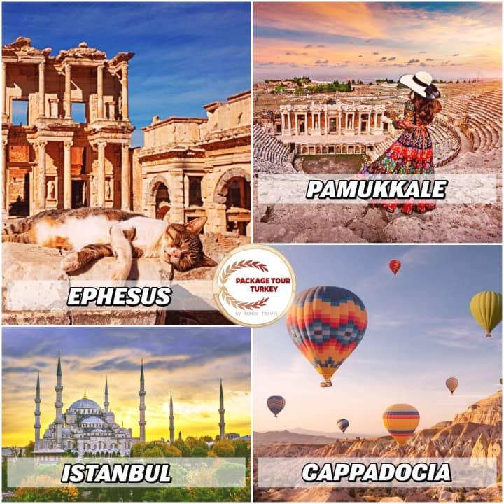 ancient sites of turkey tour