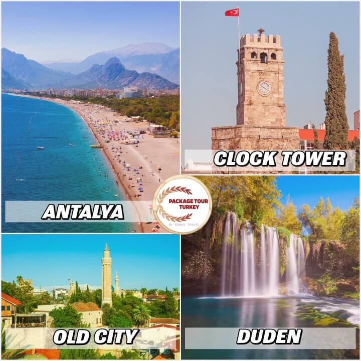 antalya city tour