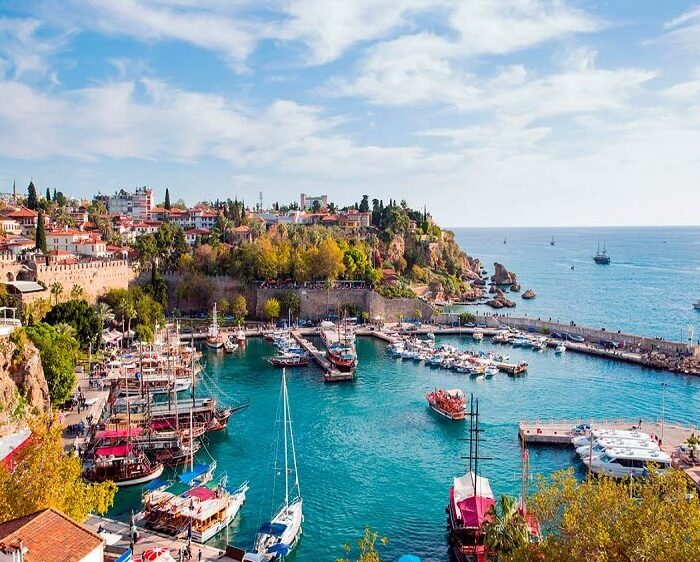 antalya-old-city