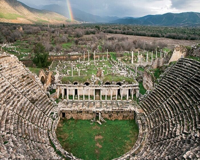 aphrodisias-Turkey