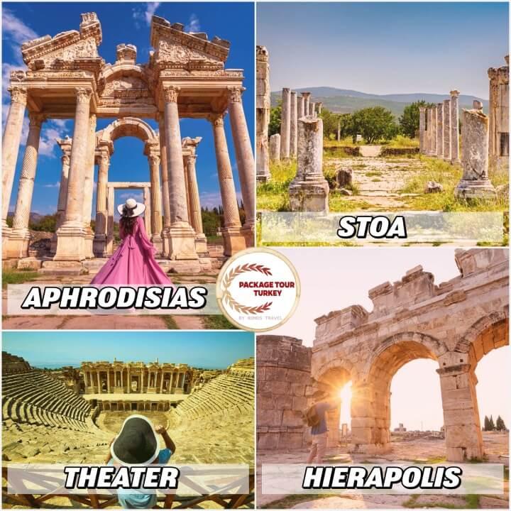 aphrodisias and hierapolis tour