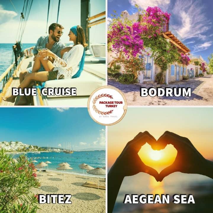 bodrum honeymoon tour