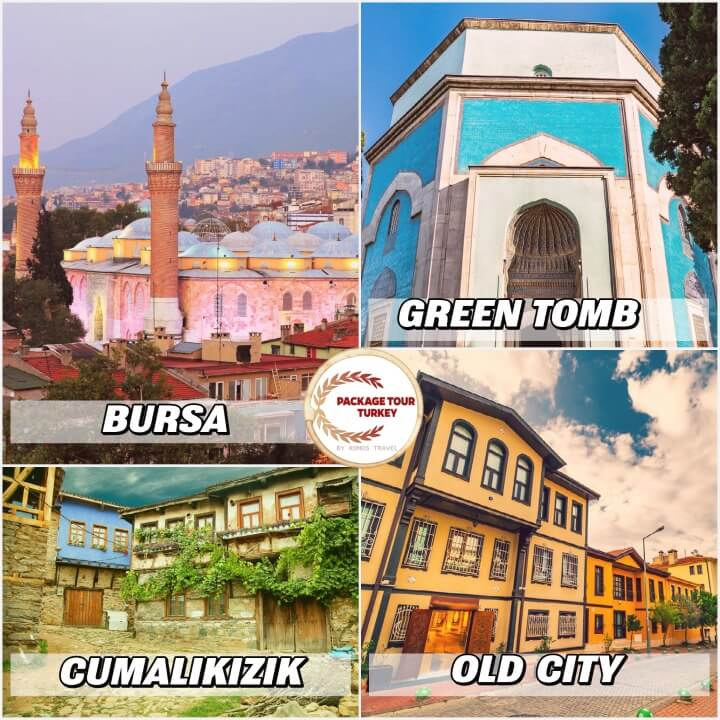 bursa city tour