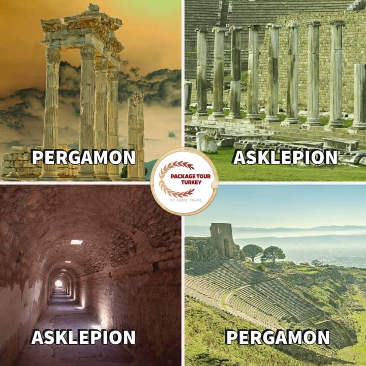 daily pergamon and asklepion tour
