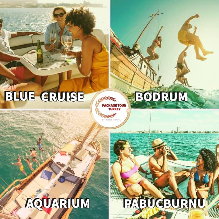 daily private bodrum gulet tour