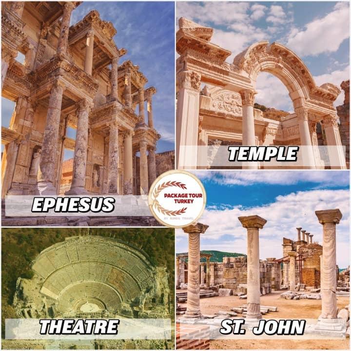 ephesus and st. john basilica tour