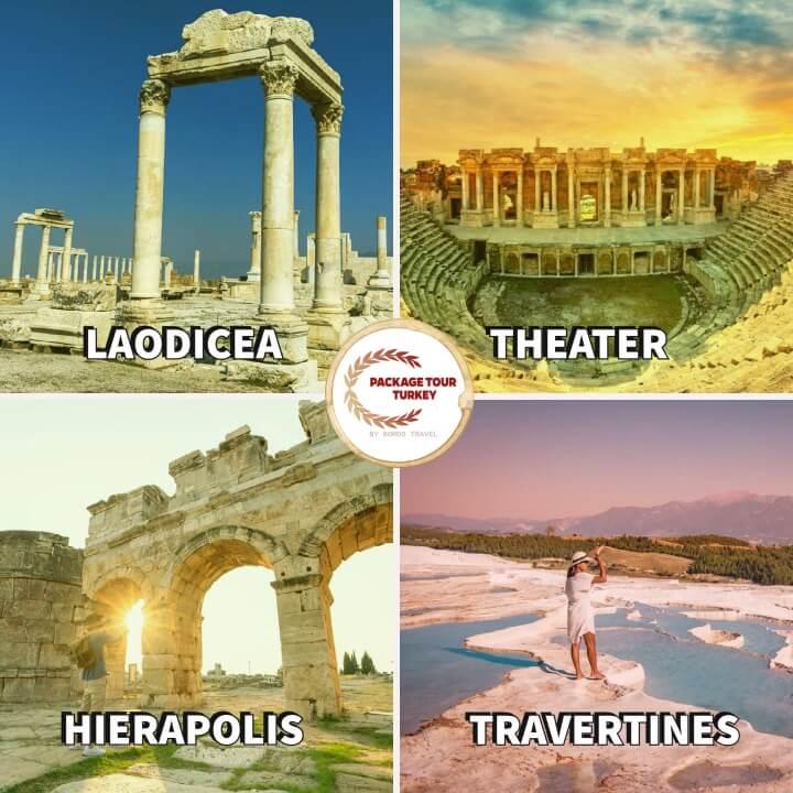 hierapolis and laodicea tour