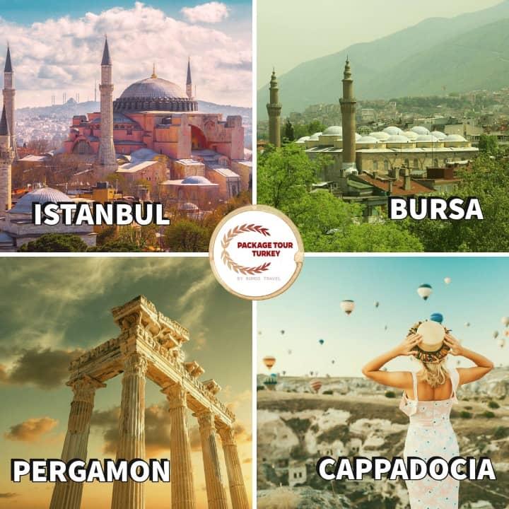 historical turkey tour