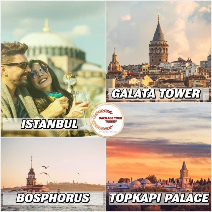 istanbul honeymoon tour