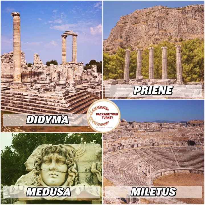 miletus didyma and priene tour