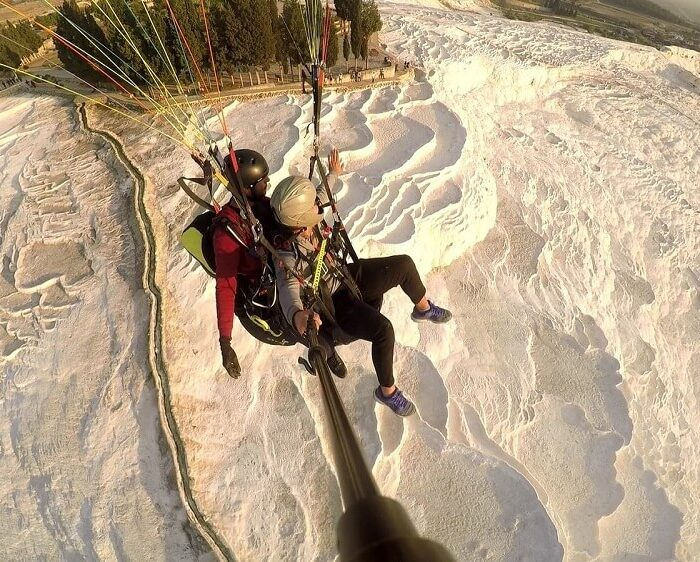 paragliding-in-pamukkale