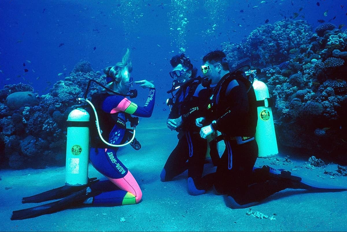scuba diving antalya city