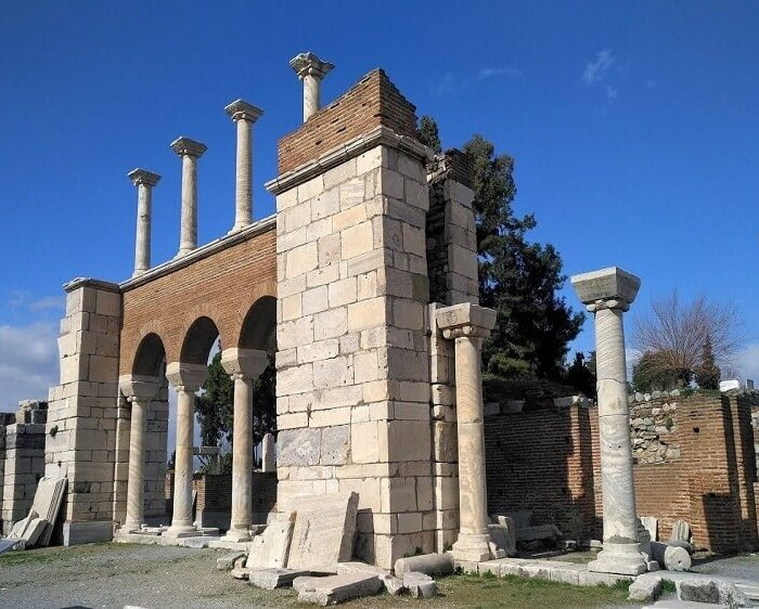 st-john-basilica-ephesus-tour