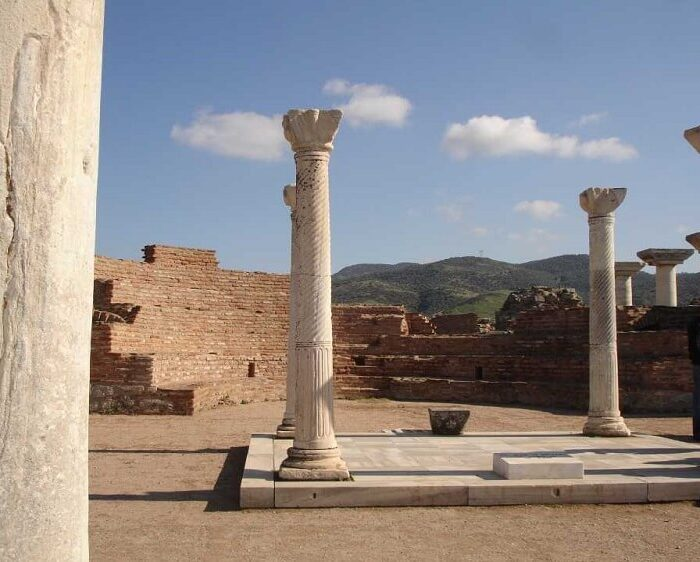 st-john-basilica-ephesus-tours