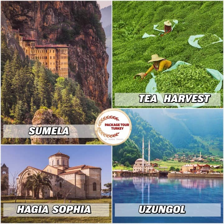 trabzon tour from istanbul