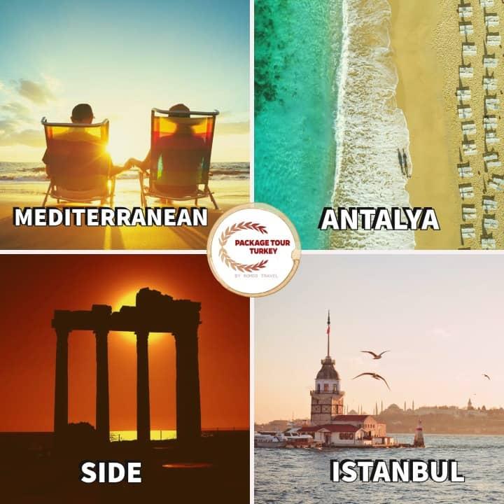 turkey honeymoon tour in summer