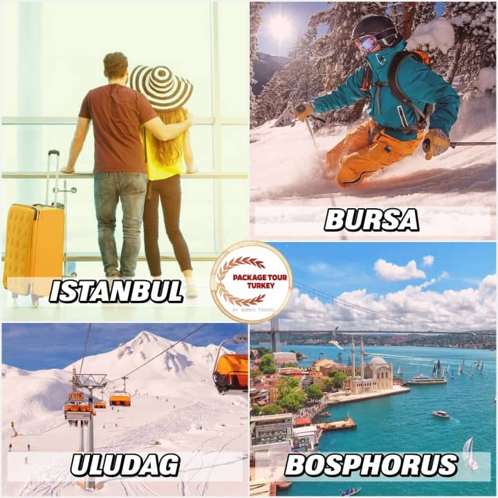 turkey honeymoon tour in winter