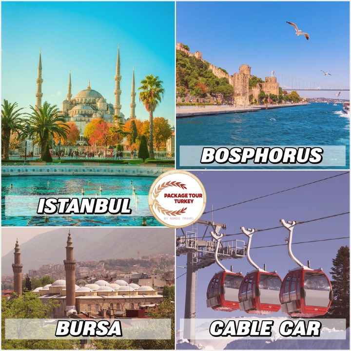 turkey tour from indonesia