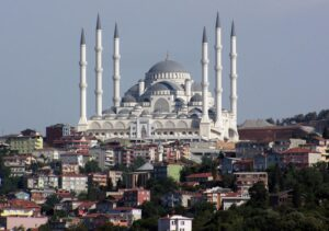 camlica-mosque