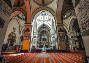bursa-grand-mosque