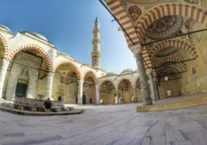 edirne-uc-serefeli-mosque