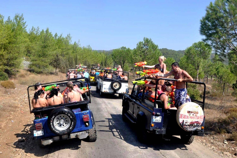 antalya jeep safari tour