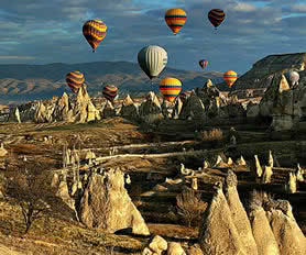 Why Cappadocia is so Famous?