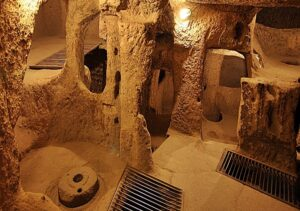 kaymakli-underground-city-cappadocia