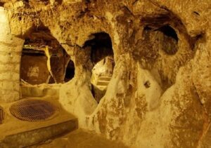 ozkonak-underground-city-cappadocia