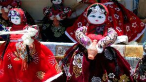 traditiona baby dolls