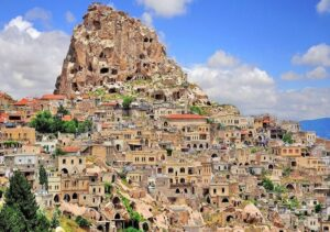 uchisar-castle-cappadocia